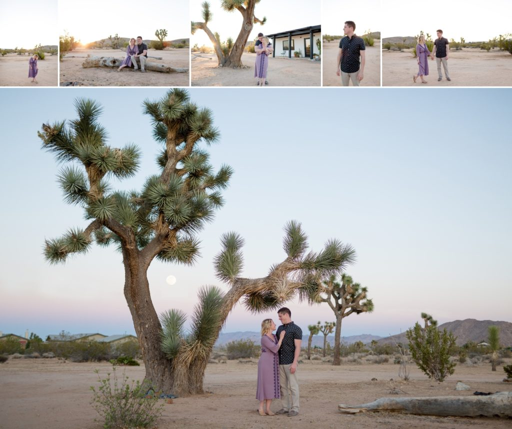 Joshua tree professional photoshoot best places to travel in southern california
